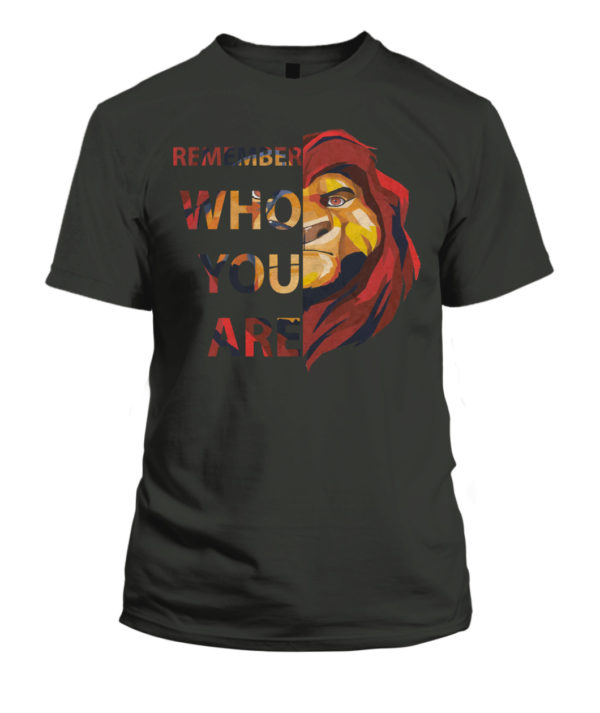 Remember Who You Are Lion King 2019 Shirt Hoodie