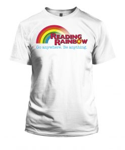 Reading Rainbow Go Anywhere Be Anything