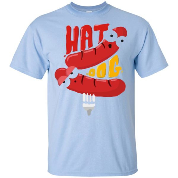 Two Hatdogs Are Better Than 1 Classic Funny T-Shirt Tank top long sleeves