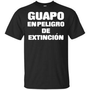 Guapo Enpeligro De Extincion Classic Men Funny T-shirt