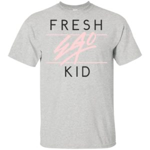 Official Paedo Adam Johnson Fresh Ego Kid Shirt