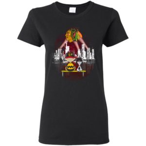 Official Chicago Blackhawks Fans Limited Edition T-Shirt