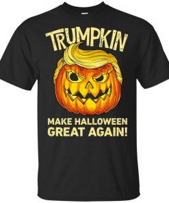 Trumpkin Make Halloween Great Again Funny Gifts T-Shirt
