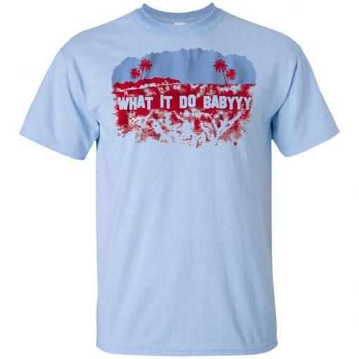 Official What It Do Babyyy Kawhi Leonard shirt Hoodies