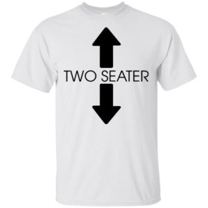 Two Seater Shirt Tank top long sleeves funny gift