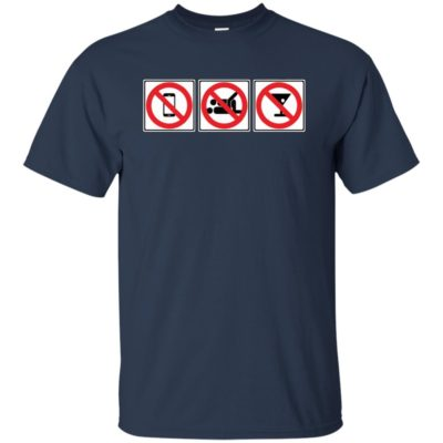 No cell phones, no sex, no alcohol Students Gift Long Sleeve T-Shirt