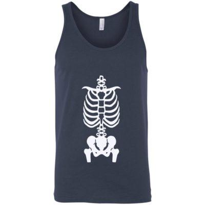 Skeleton Halloween Costume Gift Shirt