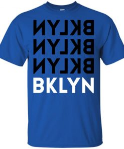 Brooklyn Gifts - Three Black One White BKLYN T-shirt