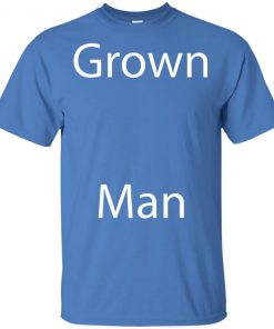 Grown Man Woozi Shirt Hoodie Tank top Ls