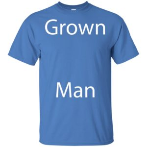 Grown Man Woozi Shirt Hoodie Tank top Ls