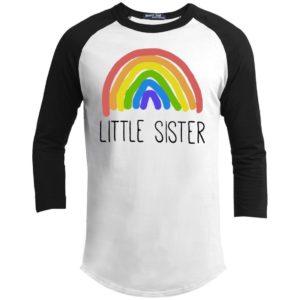 Rainbow Little Sister Kid T-shirt Ls Hoodie Tank
