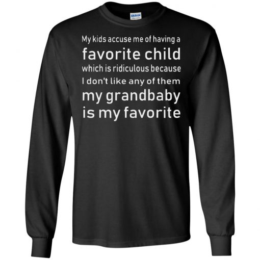 My Kids Accuse Me of Having a Favorite Child Which Is Ridiculous