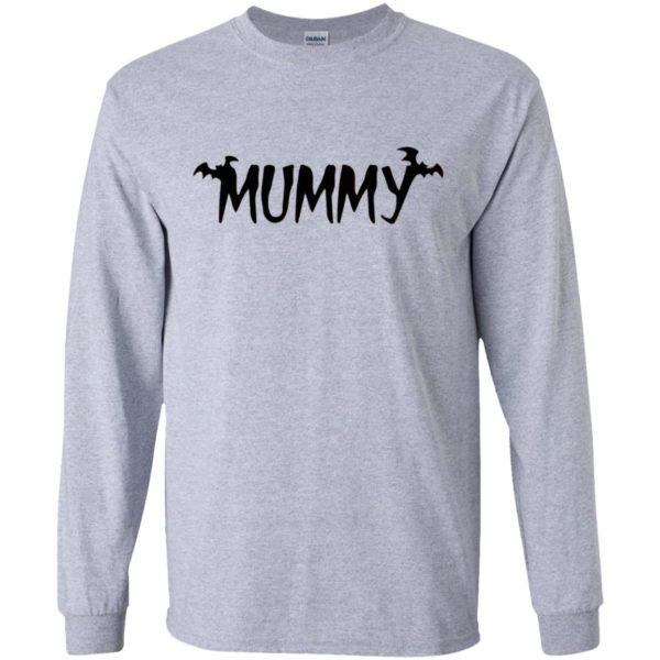 Halloween Mummy Shirt Tank top Long sleeves Hoodie