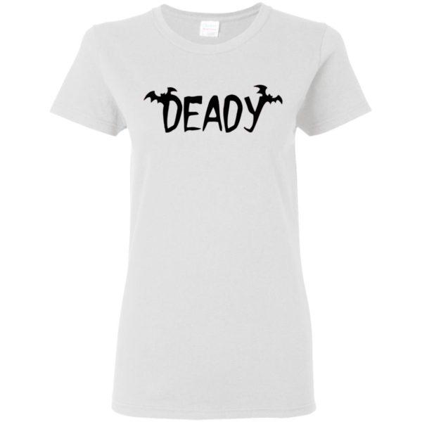 Halloween Deady Shirt Tank top Long sleeves Hoodie Sweatshirt