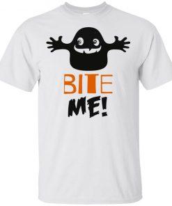 Halloween Bite me T-shirt Ls Tank top Hoodie