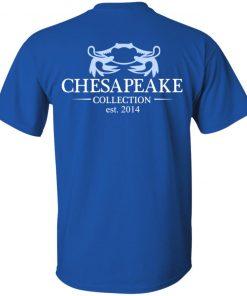 Steven Christopher Miles Chesapeake Collection est 2014 Shirt Ls Hoodie