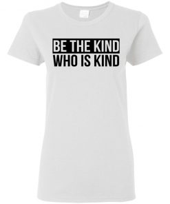 Anushka Sharma in White Be The Kind Who Is Kind T-Shirt Ls Hoodie