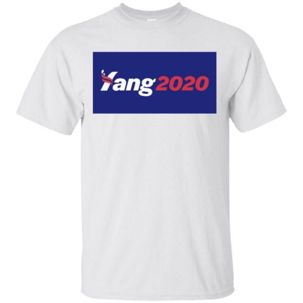 Andrew Yang For President 2020 Shirt Tank top Long sleeves