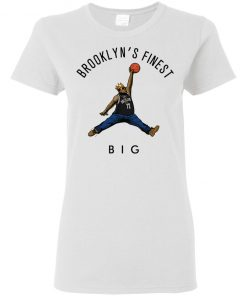 MICHAEL JORDAN BROOKLYN'S FINEST AIR BIG BASKETBALL SHIRT TANK TOP