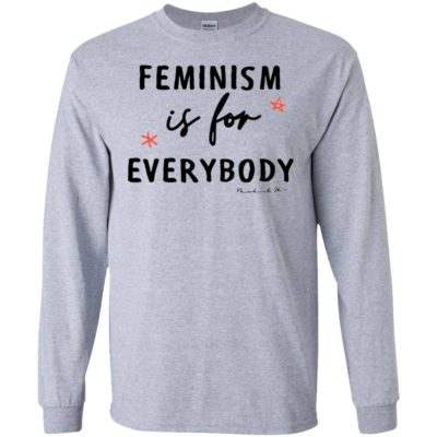 Angie Harmon Feminism Is For Everybody Shirt Shirt Tank top Ls