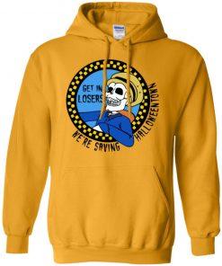 Benny Get in Loser We're Saving HalloweenTown Long Sleeve T-shirt Hoodie