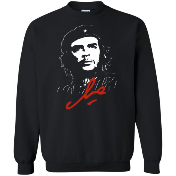 Che Guevara Rebel Signature Guerrilla Icon Revolution Sweatshirt