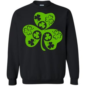 Shenanigator St. Patrick's Day Shamrock T-Shirt Sweatshirt