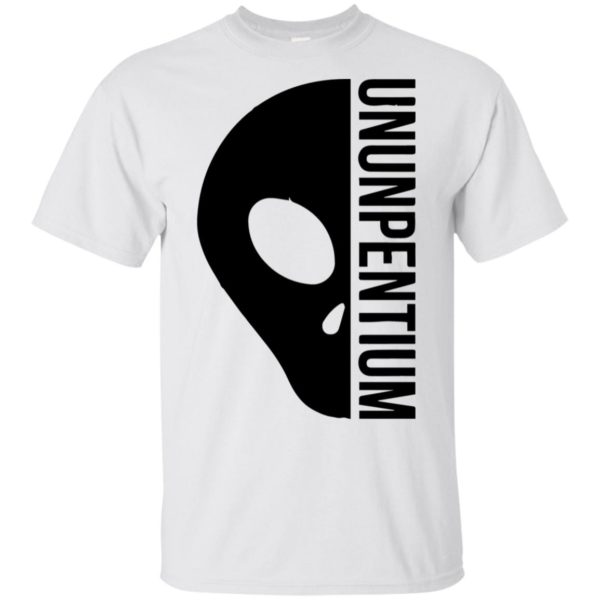 Cool Alien Shirt Element 115 Area 51 Extraterrestrial Theory