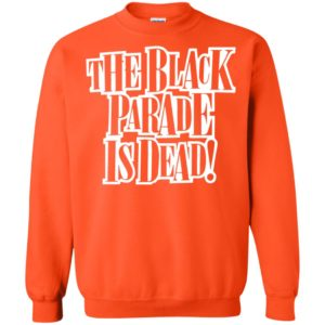 My Chemical Romance Band The Black Parade Is Dead T-shirt Ls Hoodie Tank