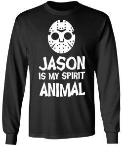 Jason Mask Halloween Friday 13th Movie Jason In My Spirit Animal Shirt Hoodie