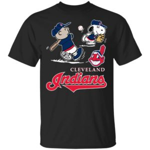 Charlie Brown Snoopy Cleveland Indians