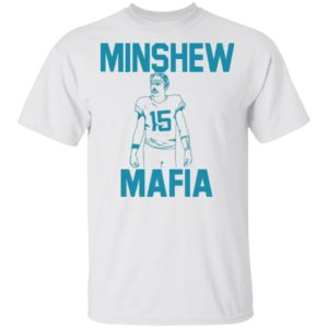 GARDNER MINSHEW MAFIA 15 Shirt