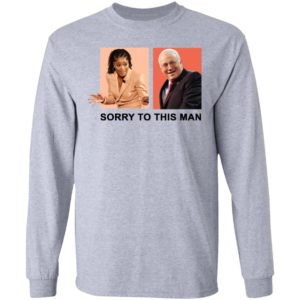 Keke Palmer Sorry To This Man Dick Cheney Shirt Tank Hoodie Ls