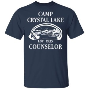 Camp Crystal Lake EST 1935 Counselor Shirt