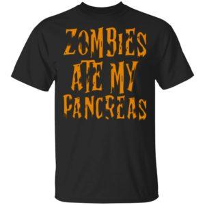Zombies Ate My Pancreas Halloween