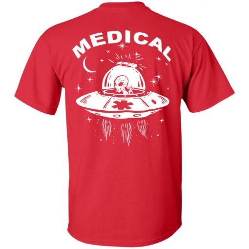 Guardian Elite Medical Services Storm Area 51 Uniform Shirt Hoodie Ls