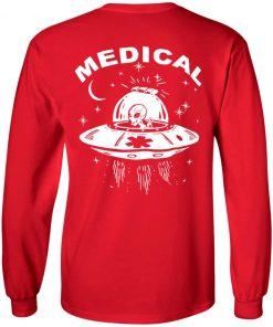 Guardian Elite Medical Services Storm Area 51 Uniform Shirt