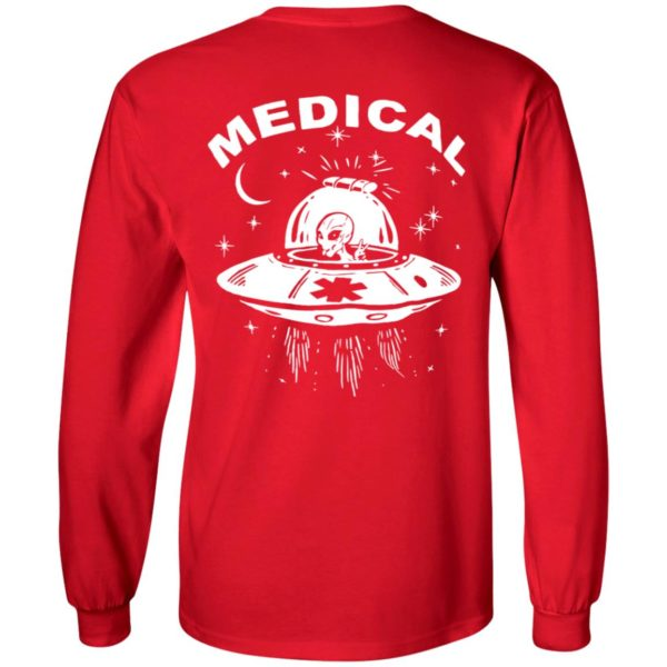 Guardian Elite Medical Services Storm Area 51 Uniform Shirt