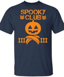 Spooky Club Halloween Shirt