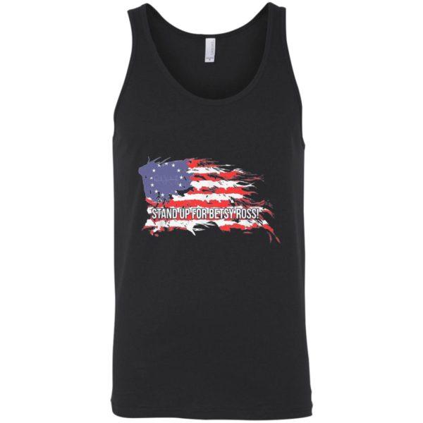 Rush Limbaugh Show Betsy Ross Flag Shirt
