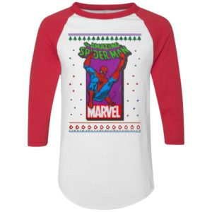 MCU Marvel The Amazing Spider Man Logo Christmas
