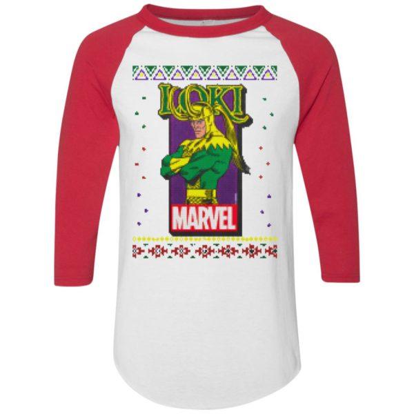 MCU Marvel Loki Logo Christmas