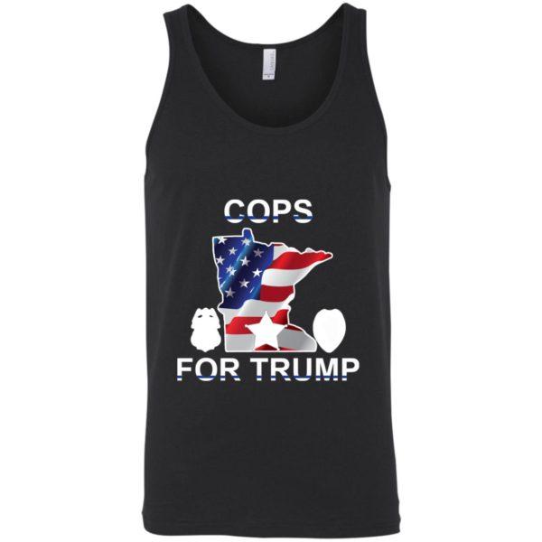 Cops For Trump tank