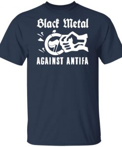 Black Metal Against Antifa 2020 Shirt