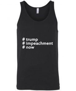 Trump Impeachment Now Patriotism USA President tank