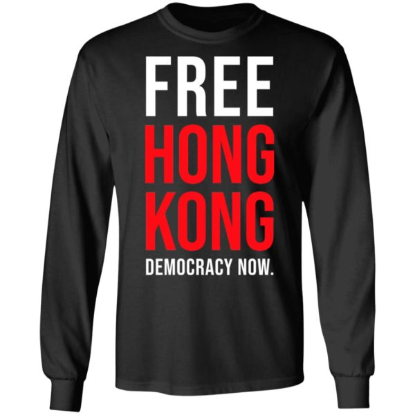 Free Hong Kong Democracy Now Free Hong Kong ls