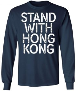 Lakers Fans Stand With Hong Kong ls