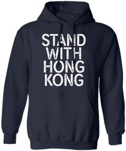 Lakers Fans Stand With Hong Kong hoodie