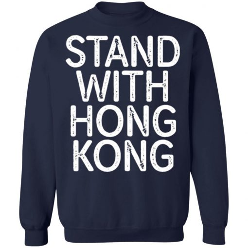 Lakers Fans Stand With Hong Kong sweater
