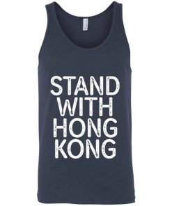 Lakers Fans Stand With Hong Kong tank
